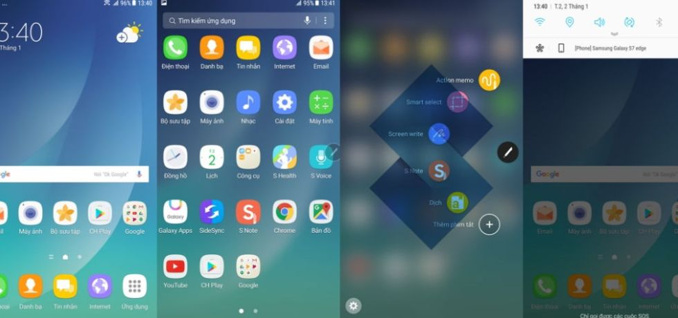 download and Install official Android 7.0 Nougat on Note 5 N920CXXU3CQB2 ROM for N920C-I-G-8-S-K-L