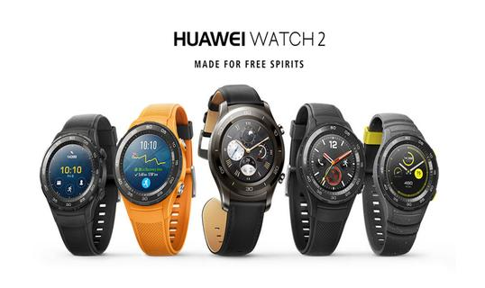 huawei watch 2 colors