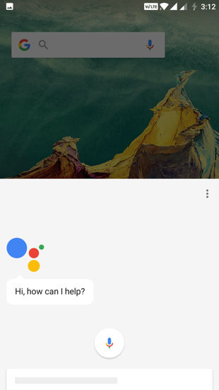 After signing out of the Google App get Google Assistant