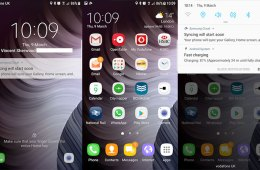 download and install Galaxy S6 Edge official Nougat G925FXXU5EQBG update [Samsung Experience]