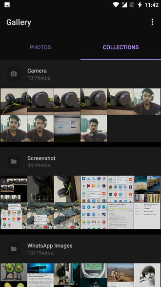 Download camera APK from OnePlus 3-3T Android 7.1.1 Nougat