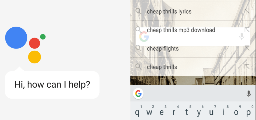 How to get back to the text based Google Search after Google Assistant