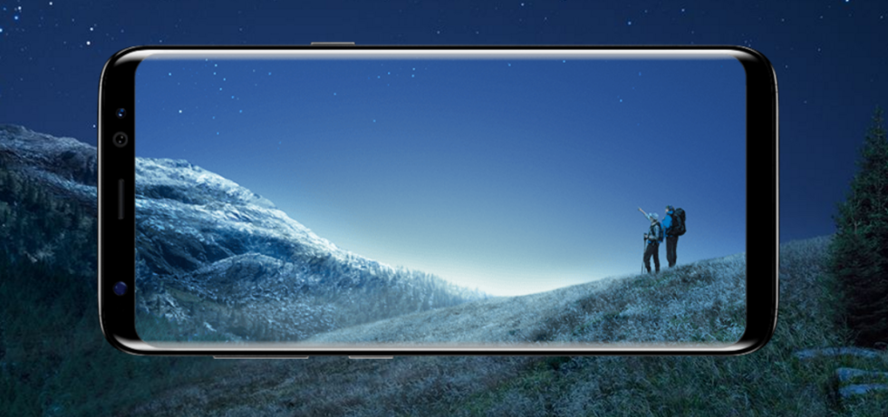 Samsung Galaxy S8 and S8+ Stock Wallpapers _ Androidsage
