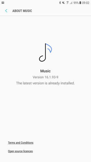 Samsung Galaxy S8 Stock Music Apk