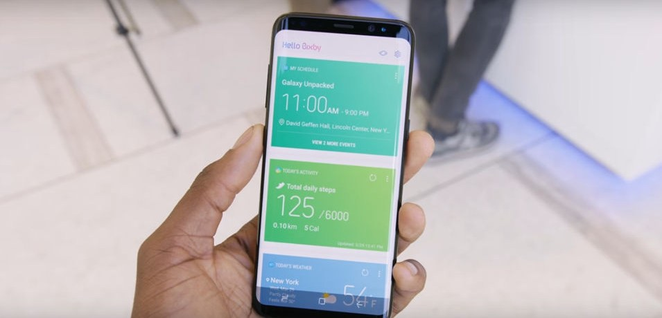 Download Samsung's new Hello Bixby APK for all TouchWiz Samsung Galaxy phones