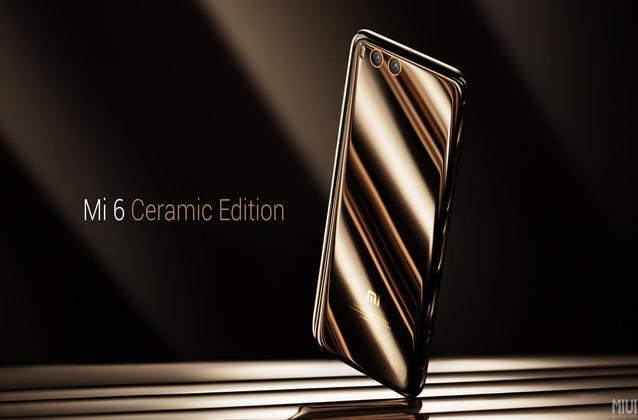 Mi 6 ceramic edition