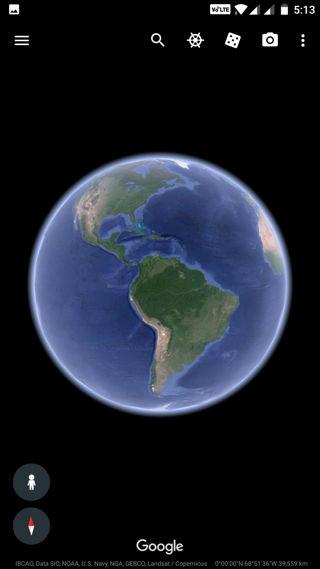 Google Earth 9.0 screenshots