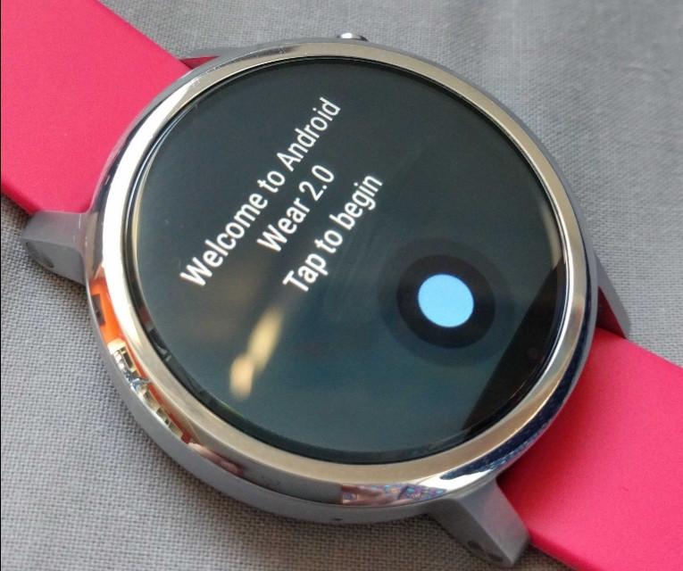 Download and Install Moto 360 Android Wear 2.0 OTA update with Android 7.1.1 Nougat