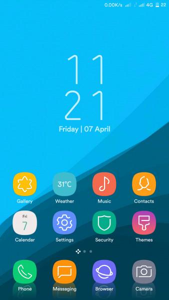 Samsung Galaxy S8 (Plus) themes for Xiaomi » AndroidGuru eu