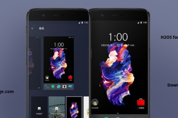 Download & Install Hydrogen OS H2OS 3.5 for OnePlus 5 OTA & Full firmware package
