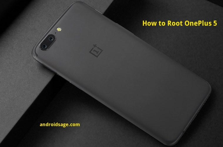 How to root OnePlus 5 Unlock Bootloader & flash TWRP