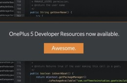 OnePlus 5 developer resources kernels device trees twrp custom ROMS etc