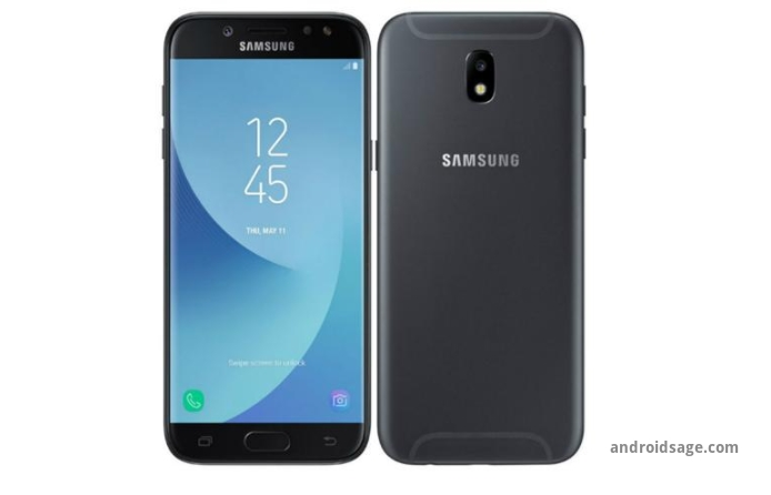 Samsung Galaxy J5 and J7 2017 Android 7.0 Nougat update Download and Install