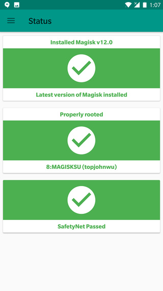Magisk Manager Screenshot_20170608-130743