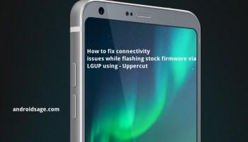 Download latest LGUP Flashtool for all LG devices | LG Flashtool