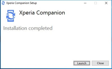 Xperia Companion for PC