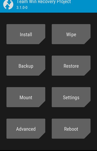 download twrp for oneplus 5 english language