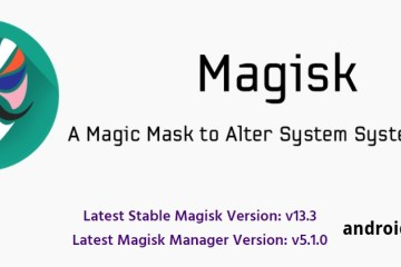 Download Magisk v13.3 - Root & Universal Systemless Interface