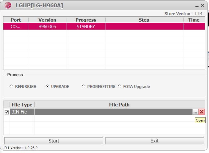 Nougat Firmware Update for LG V20