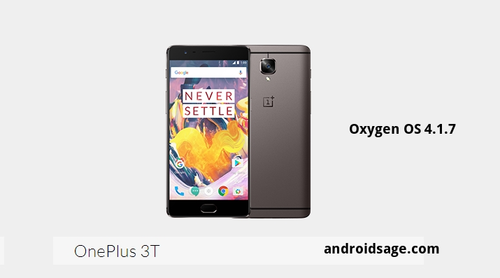 Downloads - Oxygen OS 4.1.7 for OnePlus 3-3T with August 2017 security patch [OTA Downloads]