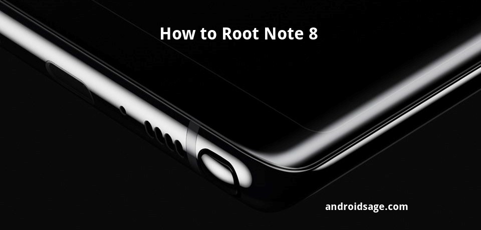 How to root galaxy note8 download twrp unlock bootloader magisk supersu