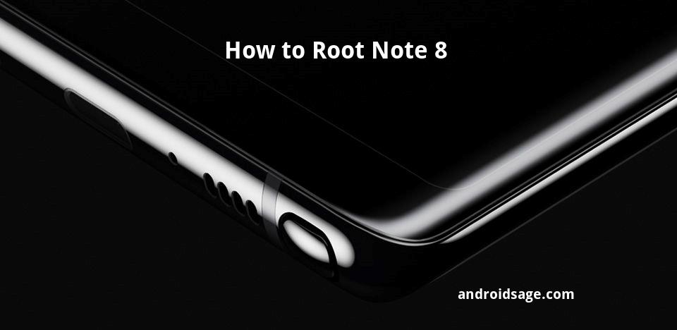 How to root galaxy note8 download twrp unlock bootloader magisk supersu