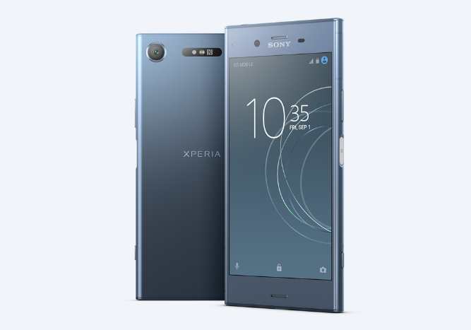 Xperia XZ1 live wallpaper