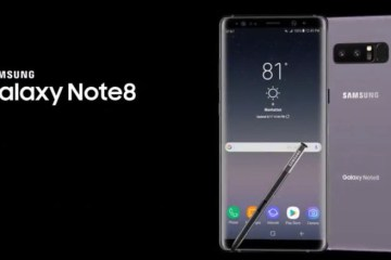 August 2017 security update for Verizon Galaxy Note 8