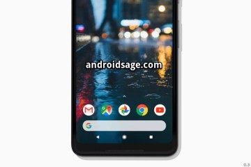 Google Pixel 2 Launcher 3.0 based on Android 8.1 Oreo