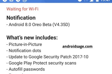 How to sign up for Nokia 8 Android 8.0 Oreo Beta update