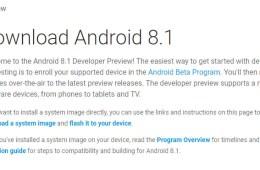 Android 8.1 Oreo