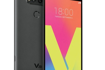 Latest AT&T firmware update for LG V20