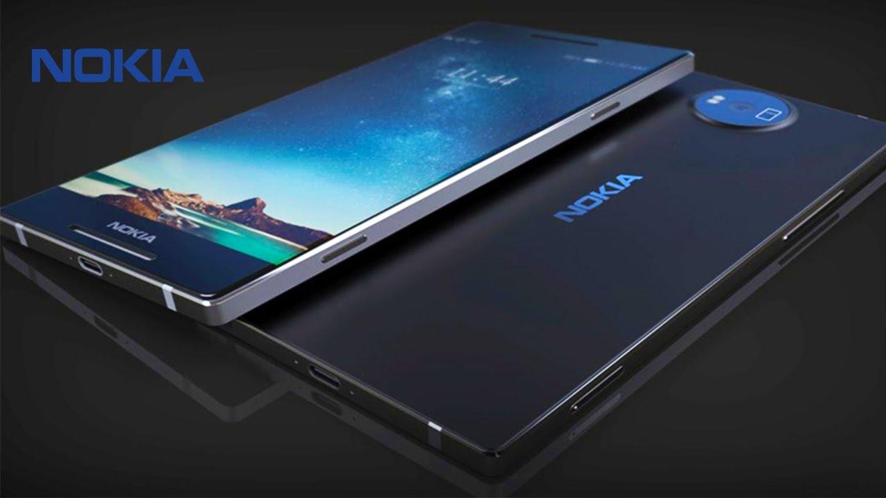 October firmware update for Nokia 8