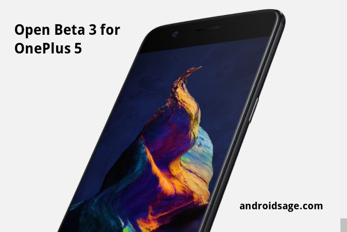 Download and Install OnePlus 5 Oxygen OS 5.0 based Android 8.0 Oreo Beta 3