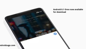 Android's November 2017 Security Patch OTA and factory