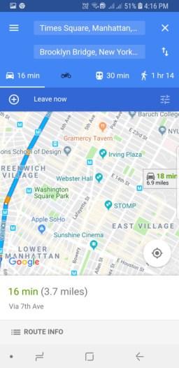 Google Maps Go Screenshot_20180117-161649_Chrome
