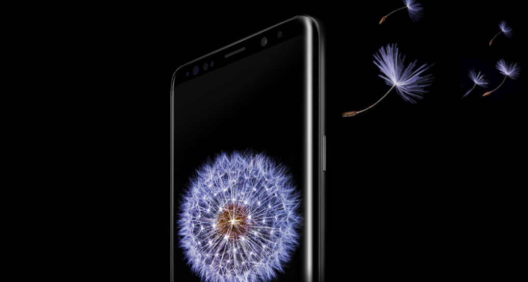 Samsung Galaxy S9 stock wallpapers system dumps and apps
