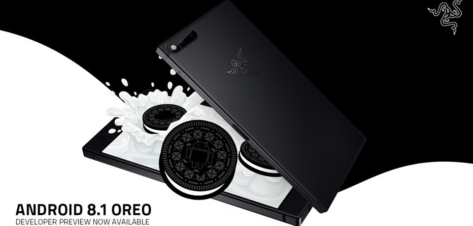 Download install Razer Phone Android 8.1 Oreo official update