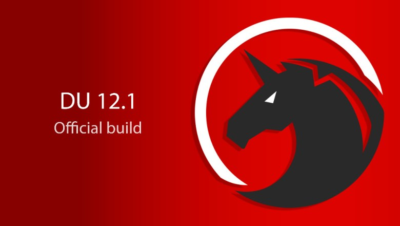 Download and install Dirty Unicorn DU 12.1 based on Android 8.1 Oreo