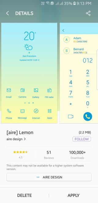 Screenshot 20180406 211328 Samsung Themes