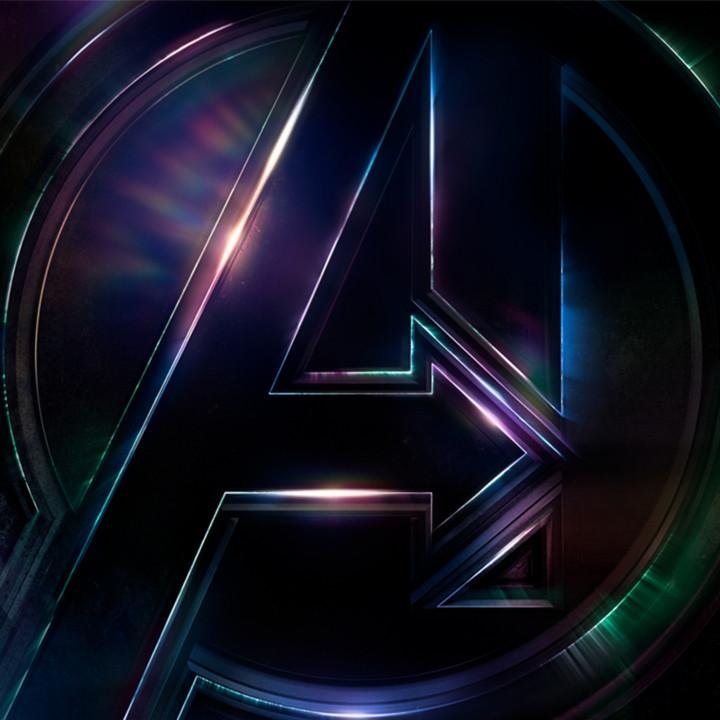 avengers infinity war logo wallpapers