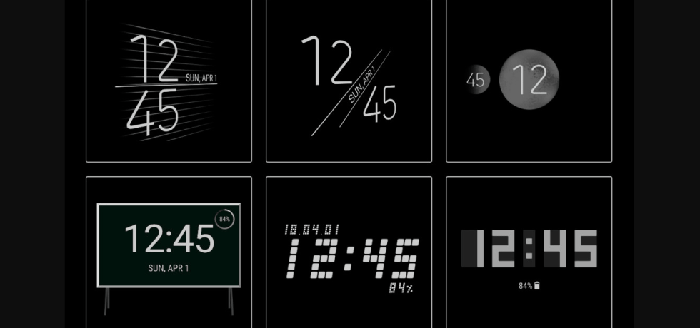 Download ClockFace APK Addon for Good Lock with Always on Display and Lock Screen Clock Faces