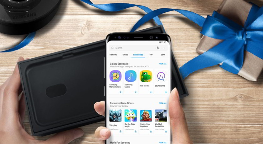 Good Lock 2018 official at Galaxy App Store – BadLock as Alternative APK Download