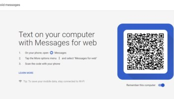 android messaging app for mac