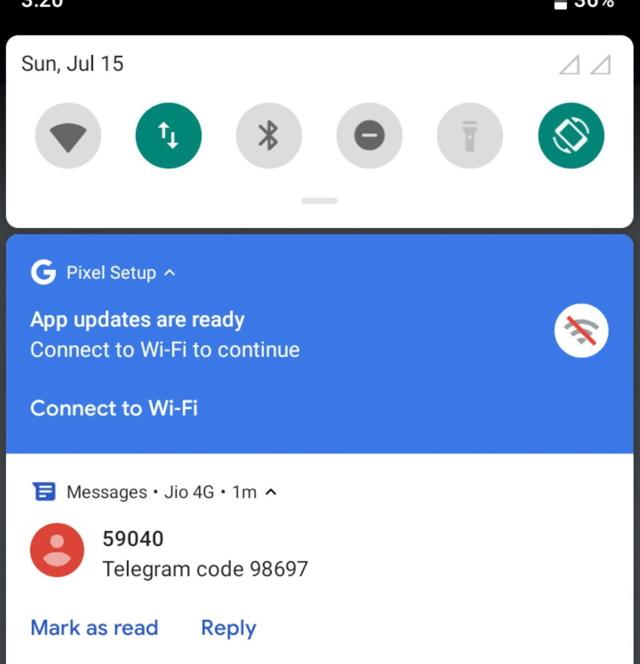 Android P 9.0 GSI screenshots