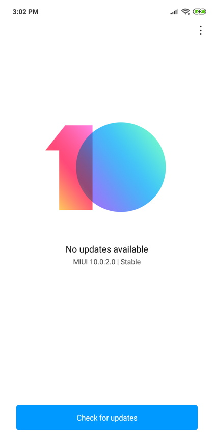 MIUI 10 Global Stable ROM