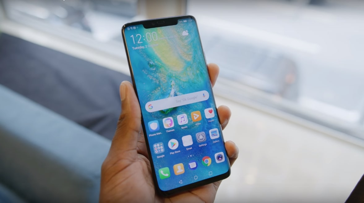 Download Huawei Mate 20 Pro And Mate 20 X Wallpapers And Ringtones Official Stock