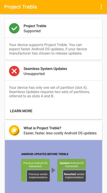 Oxygen OS 5.1.6 for OnePlus 5 and 5T Supports Project Treble
