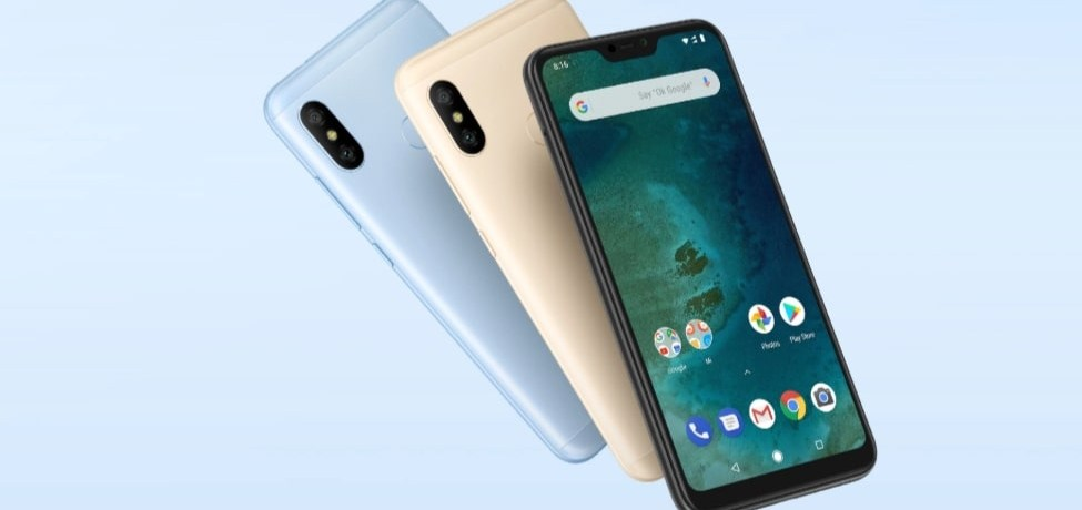 Download and install Xiaomi Mi A2 Lite Android 9.0 Pie OTA update min