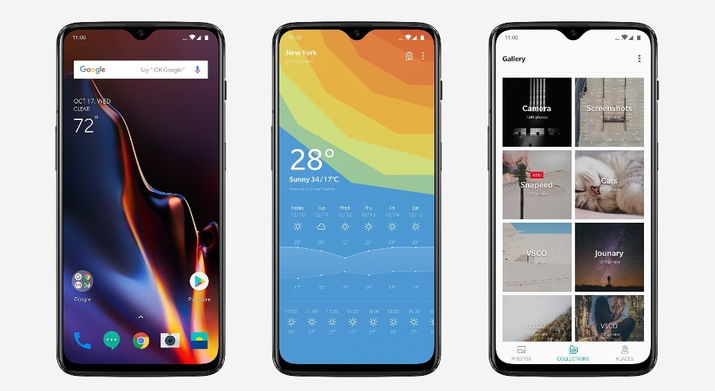 Download Open Beta 9 for OnePlus 6